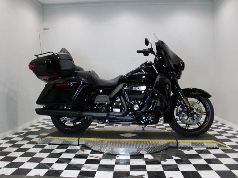 New 2020 Harley-Davidson Touring Ultra Limited FLHTK