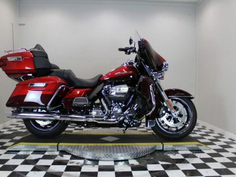 New 2019 Harley-Davidson Touring FLHTK - Ultra Limited FLHTK