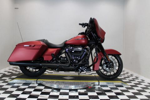 New 2019 Harley-Davidson Touring Street Glide Special FLHXS