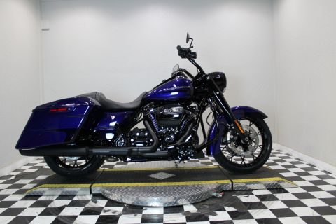 New 2020 Harley-Davidson Touring Road King Special FLHRXS